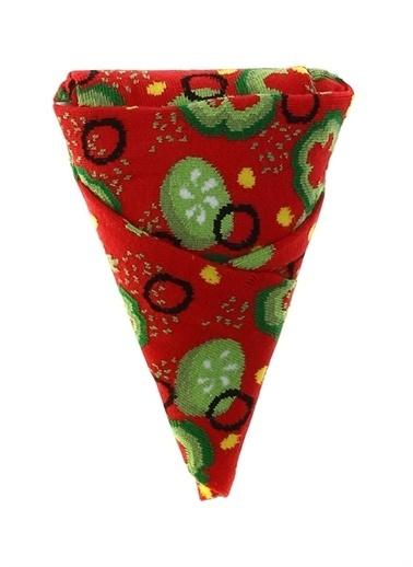 Socks+Stuff Socks&Stuff 20-212102 Kırmızı Erkek Çorap Kırmızı